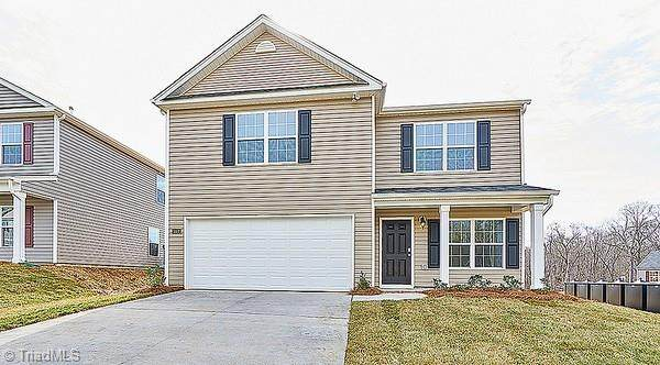000 Sparrow Lane Tbd, Lexington, NC 27295 (MLS #1023200) :: Team Nicholson