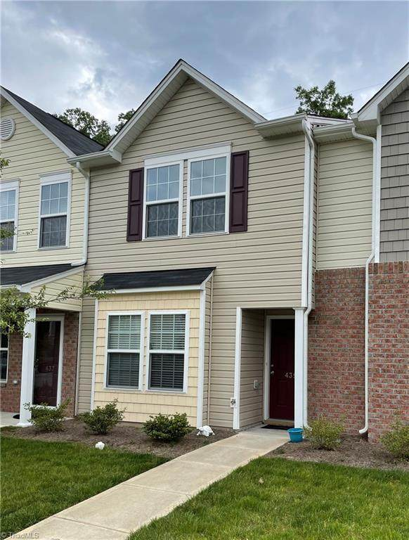 439 Sandybrooke Drive, High Point, NC 27265 (MLS #1023772) :: Lewis & Clark, Realtors®