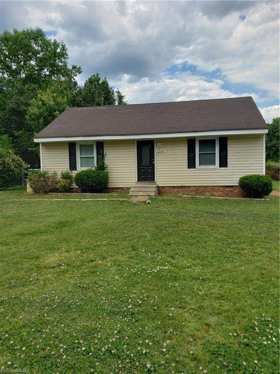 1514 Kindley Street, Greensboro, NC 27406 (MLS #1023838) :: RE/MAX Impact Realty