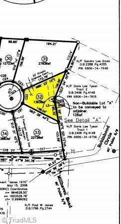 4403 Cheyenne Court, Winston Salem, NC 27101 (MLS #1023870) :: Ward & Ward Properties, LLC