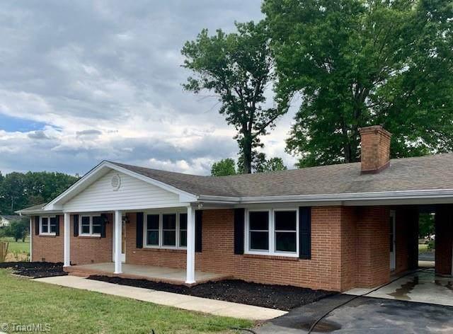 3457 Vance Street Extension, Reidsville, NC 27320 (MLS #1023886) :: Berkshire Hathaway HomeServices Carolinas Realty