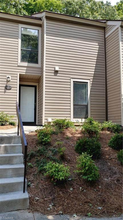 207 Village Lane C, Greensboro, NC 27409 (MLS #1024023) :: Lewis & Clark, Realtors®