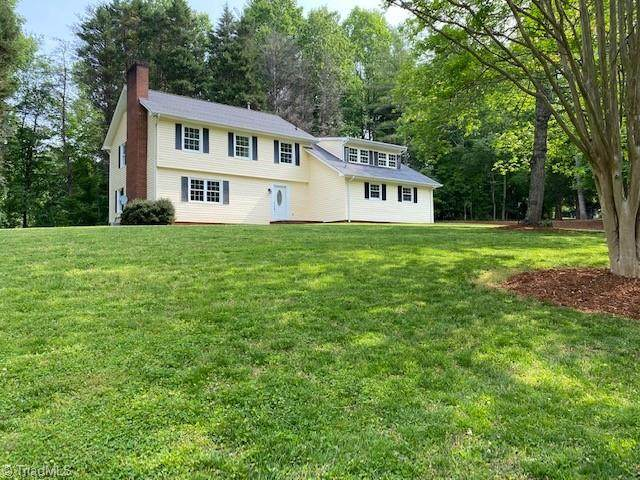 206 Country Club Hills Drive, Wilkesboro, NC 28697 (MLS #1024032) :: EXIT Realty Preferred