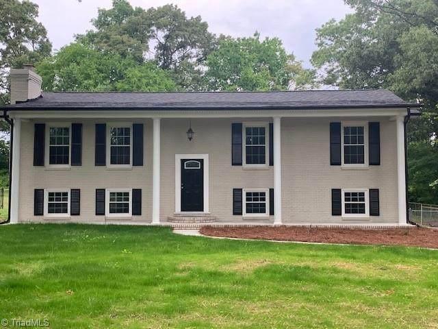 6735 Forest Oak Drive, Clemmons, NC 27012 (MLS #1024135) :: Lewis & Clark, Realtors®