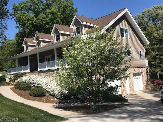 4529 Fence Drive, Greensboro, NC 27409 (MLS #1025613) :: Berkshire Hathaway HomeServices Carolinas Realty
