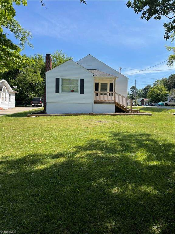 400 Whittier Avenue, High Point, NC 27262 (MLS #1025778) :: Hillcrest Realty Group