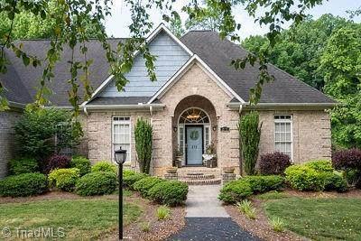 275 Royal Ashdown Lane, Lexington, NC 27295 (MLS #1026112) :: Ward & Ward Properties, LLC