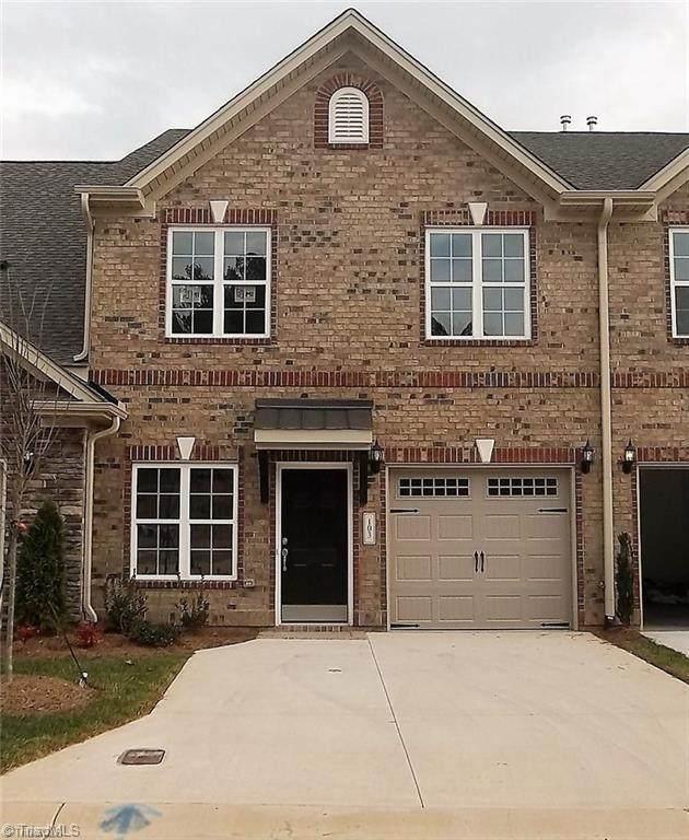 1103 Chariot Square Lot 20, Winston Salem, NC 27127 (MLS #1026191) :: Ward & Ward Properties, LLC