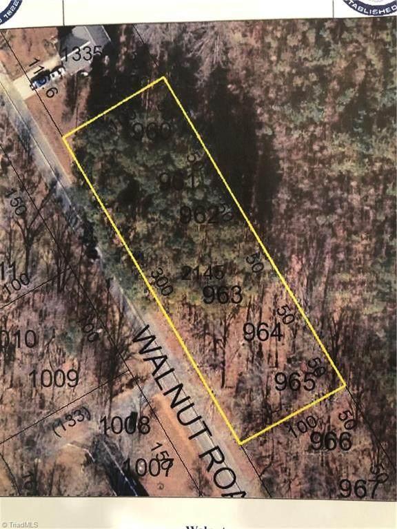 000 Walnut Road, Lexington, NC 27292 (MLS #1026373) :: Berkshire Hathaway HomeServices Carolinas Realty