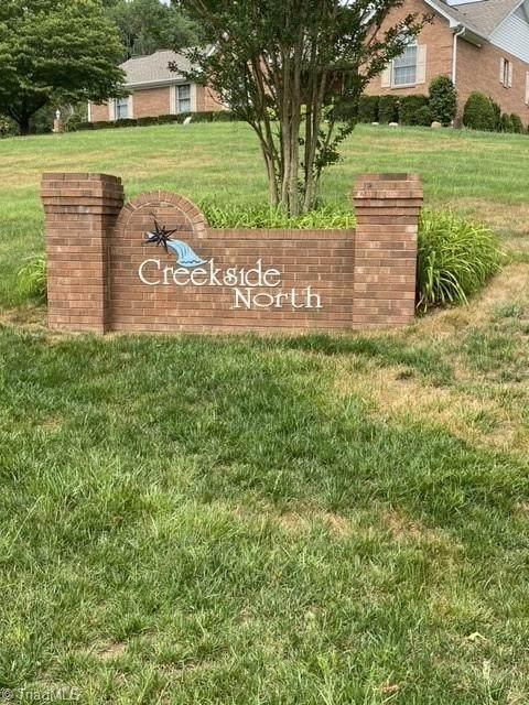 0 Creekside Drive N, High Point, NC 27265 (MLS #1026731) :: Ward & Ward Properties, LLC