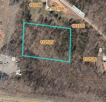 00 Country Home Road, Yadkinville, NC 27055 (MLS #1026798) :: Ward & Ward Properties, LLC