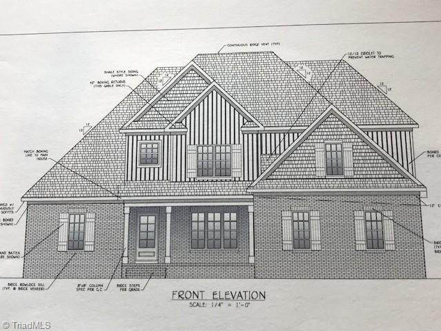 2872 Oak Ridge Road, Oak Ridge, NC 27310 (MLS #1026817) :: Berkshire Hathaway HomeServices Carolinas Realty