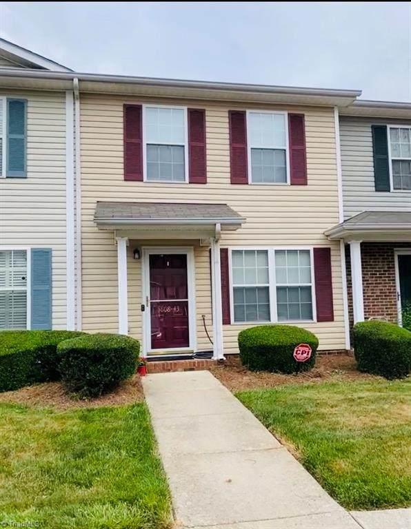 5808 Battery Drive #43, Greensboro, NC 27409 (MLS #1026957) :: Berkshire Hathaway HomeServices Carolinas Realty
