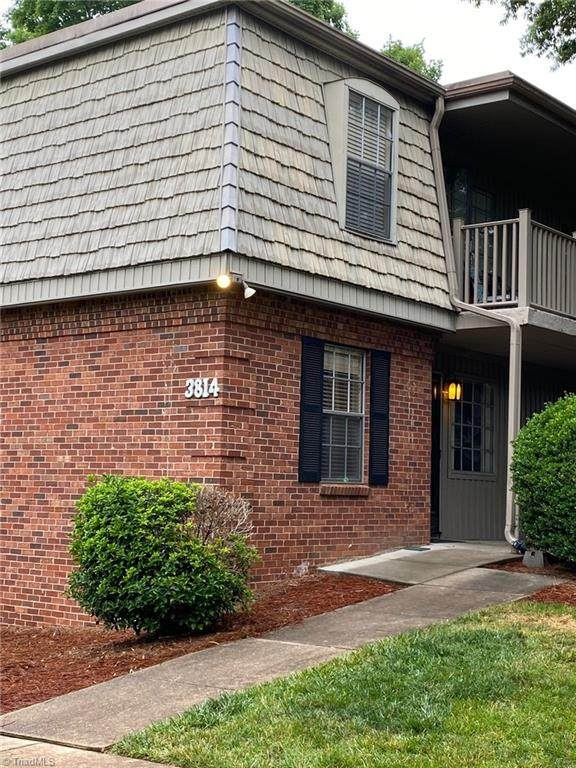 3814 Country Club Road A, Winston Salem, NC 27104 (MLS #1027145) :: Hillcrest Realty Group
