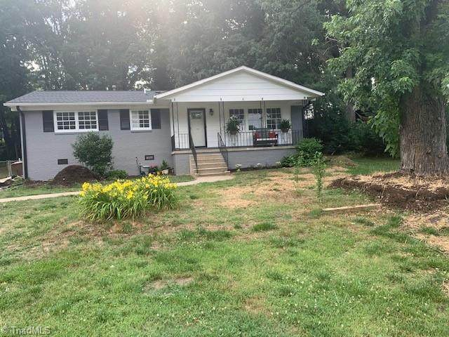 2905 Fairfield Avenue, Greensboro, NC 27408 (MLS #1027157) :: Berkshire Hathaway HomeServices Carolinas Realty