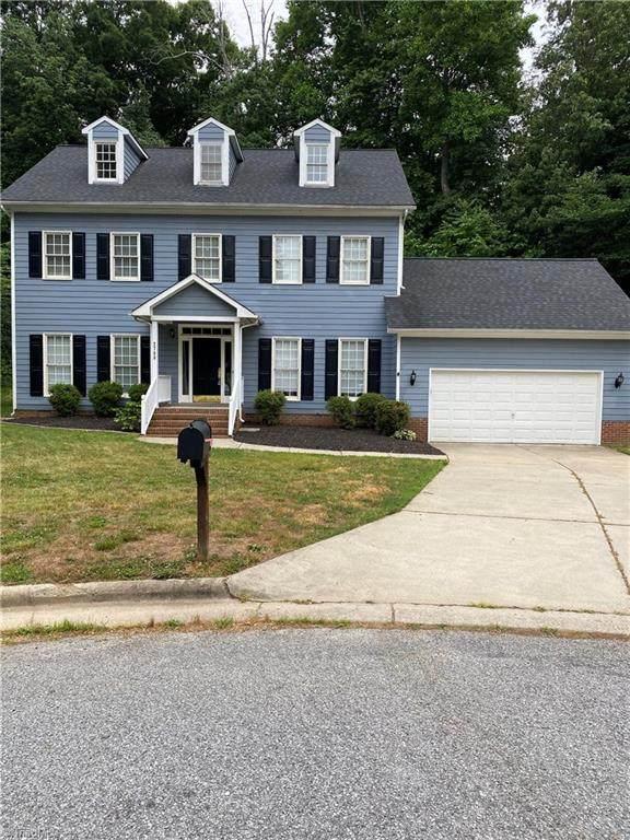 2708 Ivystone Court, Jamestown, NC 27282 (MLS #1027227) :: Berkshire Hathaway HomeServices Carolinas Realty