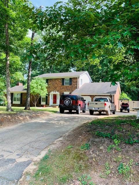 4300 Harwood Road, Greensboro, NC 27406 (MLS #1027383) :: Team Nicholson
