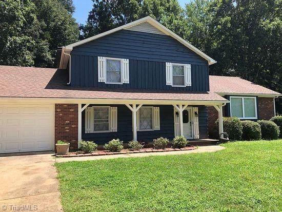 1714 Trowbridge Court, High Point, NC 27265 (MLS #1027416) :: Berkshire Hathaway HomeServices Carolinas Realty