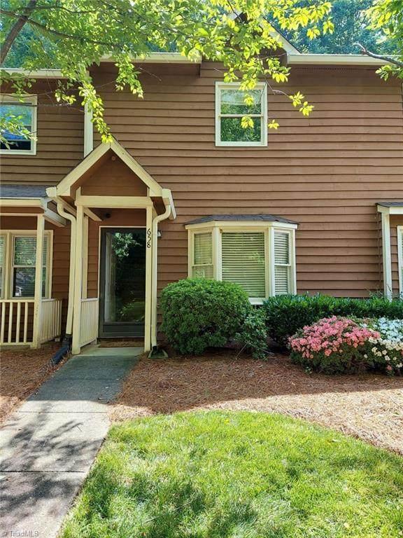 658 Rock Garden Circle, Winston Salem, NC 27104 (MLS #1027417) :: Team Nicholson