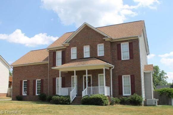 2458 Willard Road, High Point, NC 27263 (MLS #1027436) :: Berkshire Hathaway HomeServices Carolinas Realty