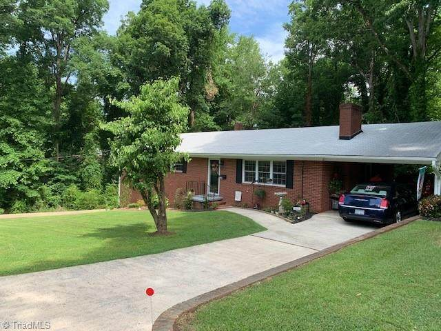 443 Maple Avenue, Asheboro, NC 27203 (MLS #1027470) :: Witherspoon Realty