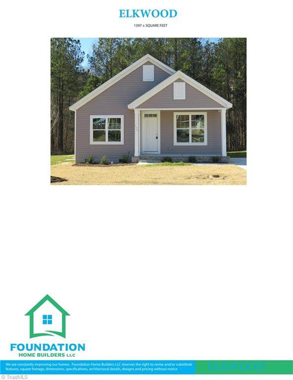 572 E Ridge Avenue, Liberty, NC 27298 (MLS #1027515) :: Witherspoon Realty