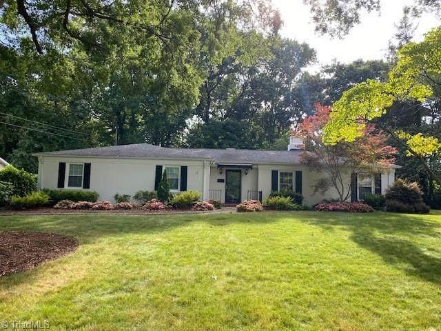 800 Archer Road, Winston Salem, NC 27106 (MLS #1027632) :: Berkshire Hathaway HomeServices Carolinas Realty