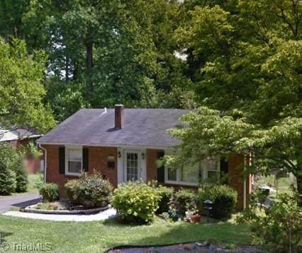 3416 Gladstone Street, Winston Salem, NC 27104 (MLS #1027667) :: Hillcrest Realty Group