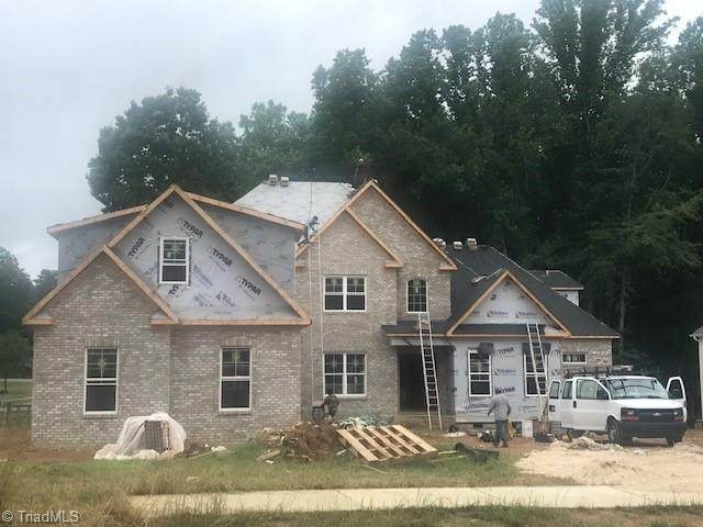 3434 Owls Roost Road, Greensboro, NC 27410 (MLS #1027773) :: Witherspoon Realty