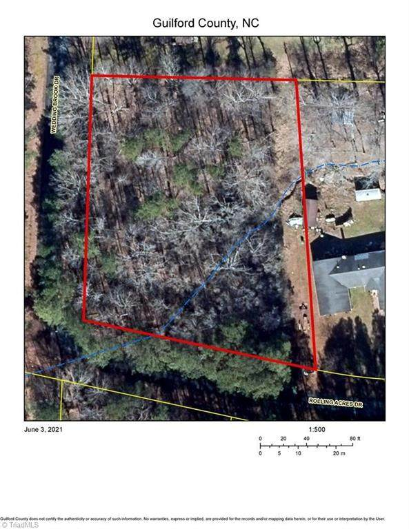 6001 Rolling Acres Drive, Gibsonville, NC 27249 (MLS #1027955) :: Berkshire Hathaway HomeServices Carolinas Realty