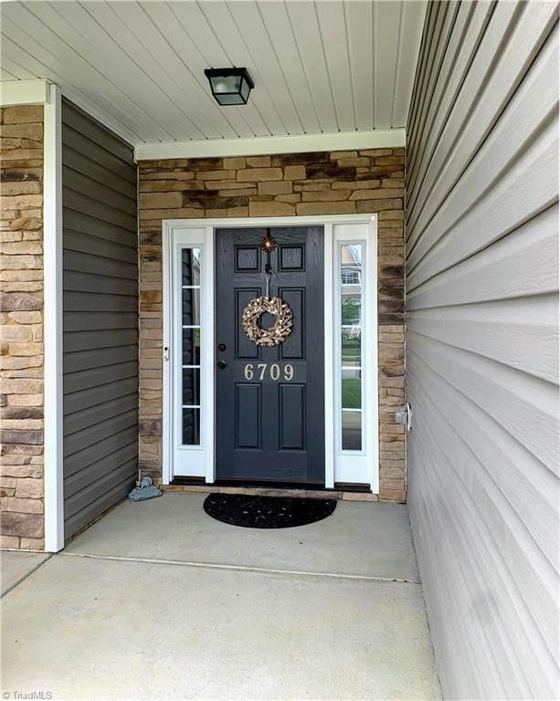 6709 Barton Creek Drive, Whitsett, NC 27377 (MLS #1027959) :: Lewis & Clark, Realtors®