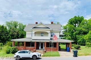 312 D Street, Wilkesboro, NC 28697 (MLS #1028094) :: Ward & Ward Properties, LLC