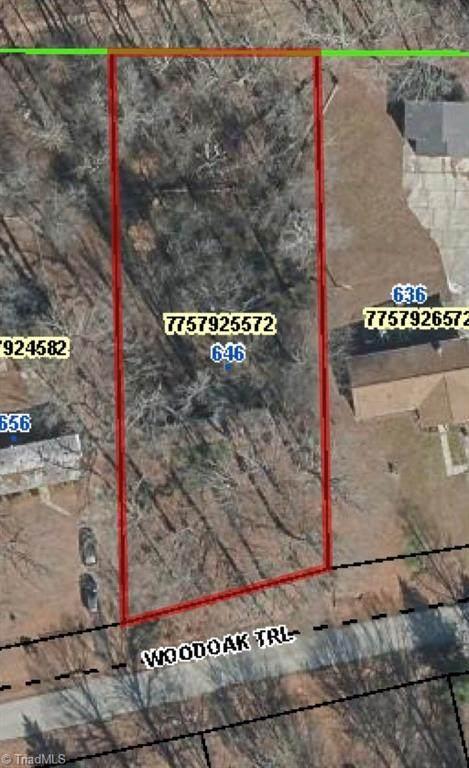 646 Woodoak Trail, Randleman, NC 27317 (MLS #1028315) :: Berkshire Hathaway HomeServices Carolinas Realty
