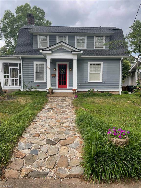 921 N Eugene Street, Greensboro, NC 27401 (MLS #1028337) :: Berkshire Hathaway HomeServices Carolinas Realty
