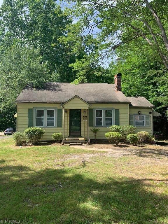 545 Polo Road, Winston Salem, NC 27106 (MLS #1028361) :: Berkshire Hathaway HomeServices Carolinas Realty