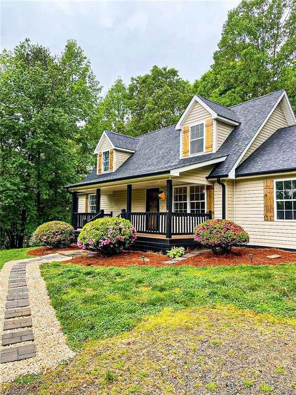 313 Circle Drive, Dobson, NC 27017 (MLS #1028644) :: Ward & Ward Properties, LLC