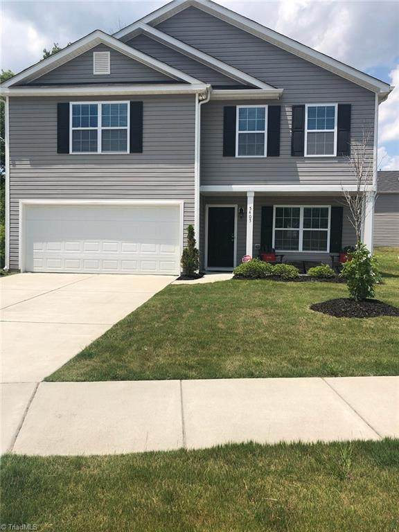 5405 Silverbrook Drive, Mcleansville, NC 27301 (MLS #1028667) :: Hillcrest Realty Group