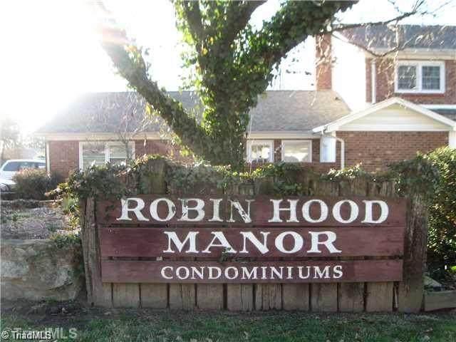 1101 Robin Hood Road, High Point, NC 27262 (MLS #1028773) :: Lewis & Clark, Realtors®