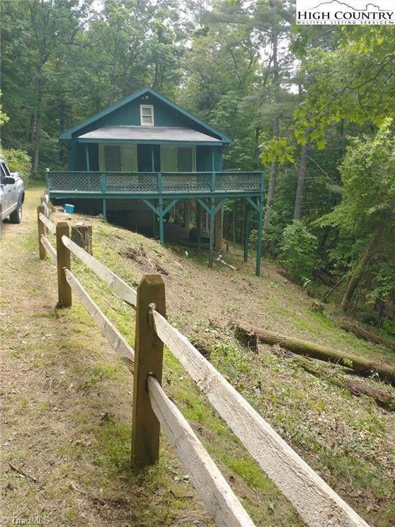 802 Rich Hill Mountain Road, Sparta, NC 28627 (MLS #1028896) :: Ward & Ward Properties, LLC
