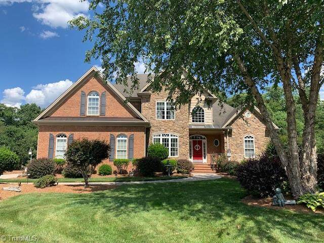 5495 Taylors Run Drive, Clemmons, NC 27012 (MLS #1028990) :: Hillcrest Realty Group
