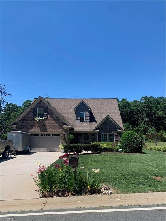 1159 Folkstone Ridge Lane, Winston Salem, NC 27127 (MLS #1028991) :: Hillcrest Realty Group