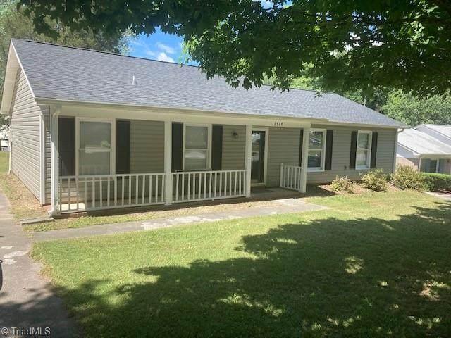 3528 Cedar Post Road, Winston Salem, NC 27127 (MLS #1030017) :: Greta Frye & Associates | KW Realty Elite