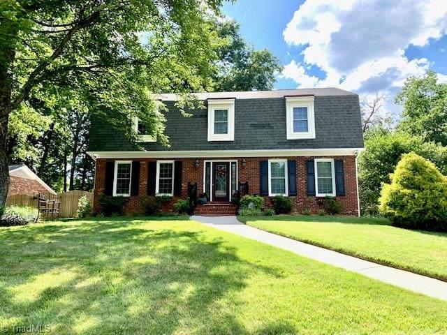 1540 Creek Bed Road, Kernersville, NC 27284 (MLS #1030078) :: Greta Frye & Associates | KW Realty Elite