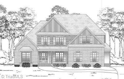 7817 Backridge Drive, Stokesdale, NC 27357 (MLS #1030140) :: Hillcrest Realty Group