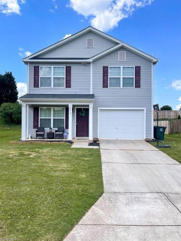 3613 Blue Spruce Court, Greensboro, NC 27406 (MLS #1030243) :: Hillcrest Realty Group