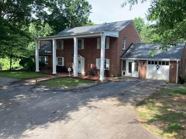 515 Bryant Street, Eden, NC 27288 (#1030311) :: Rachel Kendall Team