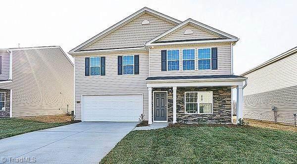 287 Sparrow Lane #16, Lexington, NC 27295 (MLS #1030355) :: Hillcrest Realty Group