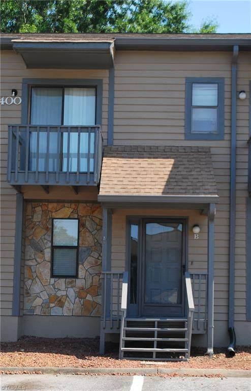 400-B Vista Circle, Winston Salem, NC 27106 (MLS #1030491) :: Witherspoon Realty