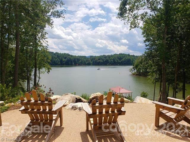 143 Coveside Drive, Granite Falls, NC 28630 (MLS #1030604) :: Berkshire Hathaway HomeServices Carolinas Realty