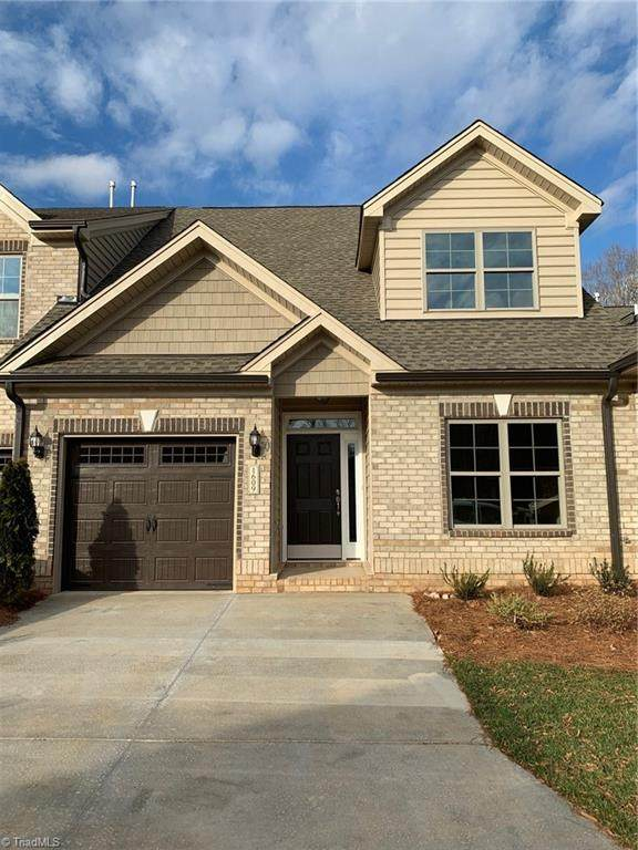 3805 Thistleberry Road Lot 18, High Point, NC 27265 (MLS #1030874) :: Lewis & Clark, Realtors®